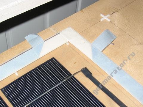 Солнечные батареи своими руками.